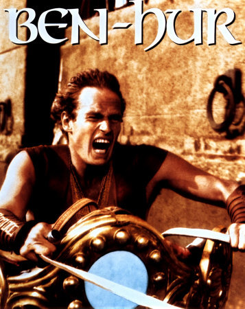 Ben Hur is DVD-re költözik