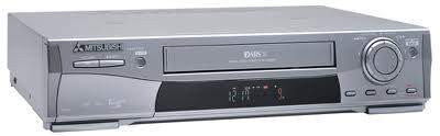 Mitsubishi HDTV videomagnó