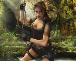 Tomb Raider 2 napló
