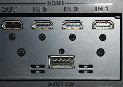 Házimozi HDMI bemnettel