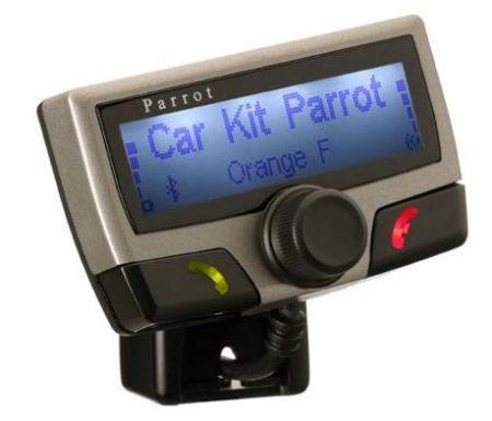 Parrot autós kihangosító