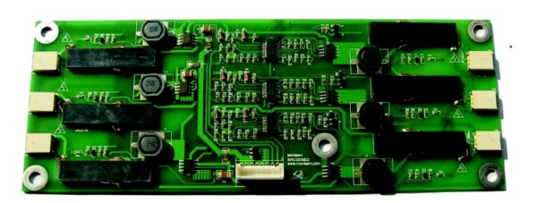 LCD technológia – a piezo inverter