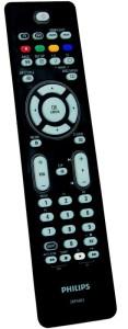 Megbízható távirányító Philips TV készülékekhez és DVD-R-ekhez