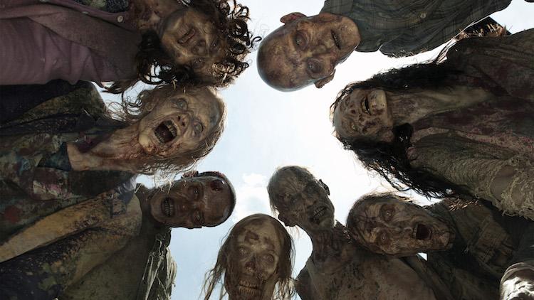 The Walking Dead 6. évad megjelenés